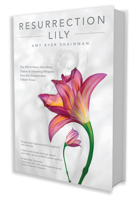 Resurrection Lily Book Buy Now