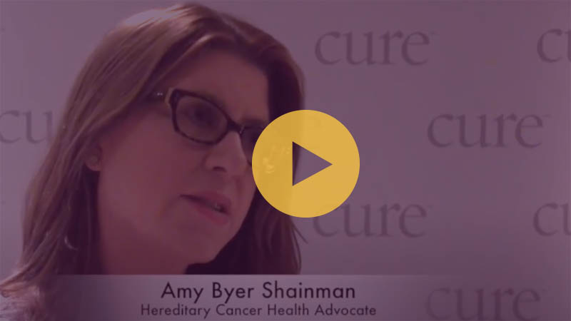 Amy Byer Shainman Discusses Cancer Risk Management